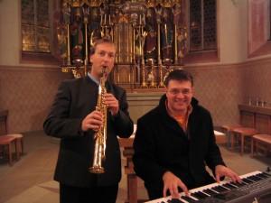 Robert Haas und Markus Kerber