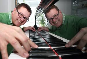 Musiker Robert Haas